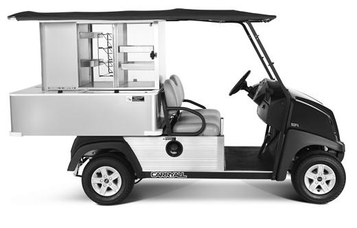 Veicolo elettrico CLUB CAR CAFE EXPRESS BAR MOBILE: Veicoli elettrici