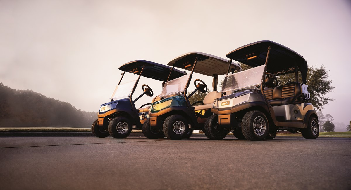 CLUB CAR TEMPO GOLF