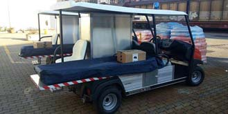 Club Car Transporter