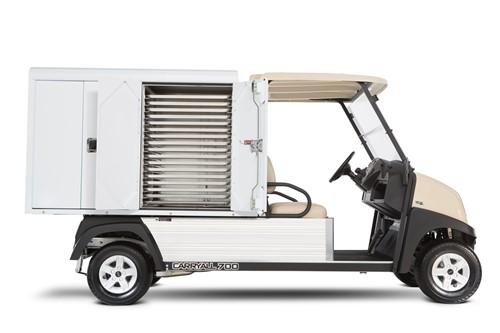Veicolo elettrico Club Car Foodservice