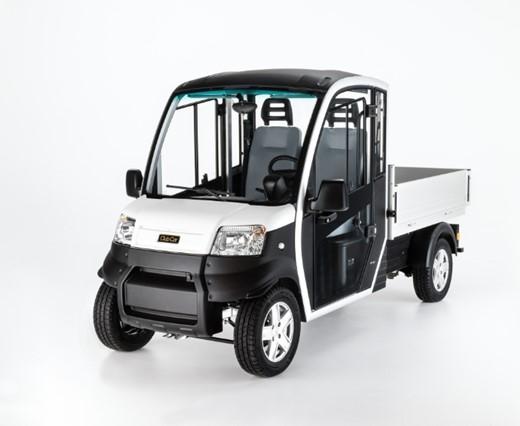 Veicolo elettrico Club Car Precedent Golf